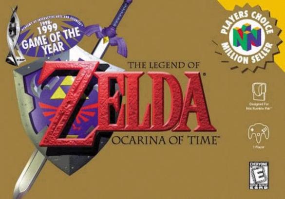 Copyright: Nintendo