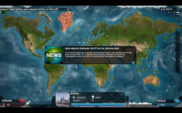 Plague Inc Evolved 2