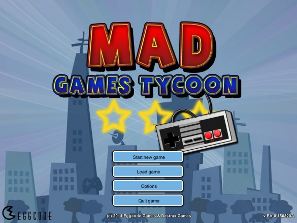 Mad Games Tycoon 4