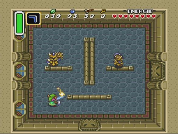 Zelda Battle