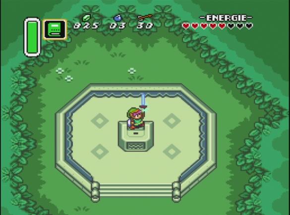 Zelda Mastersword