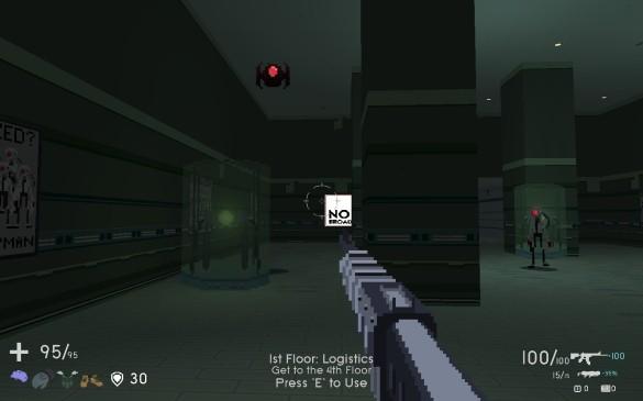 Bunker Punks Screen 1