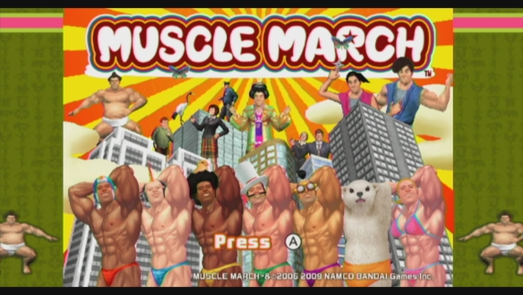 Muscle March Screen 1